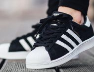Superstar Shoe Black